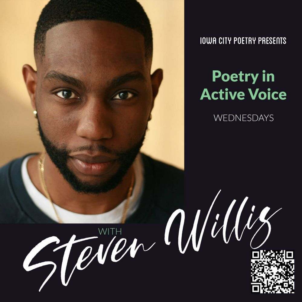 Poetry in Active Voice - Wednesday Sessions