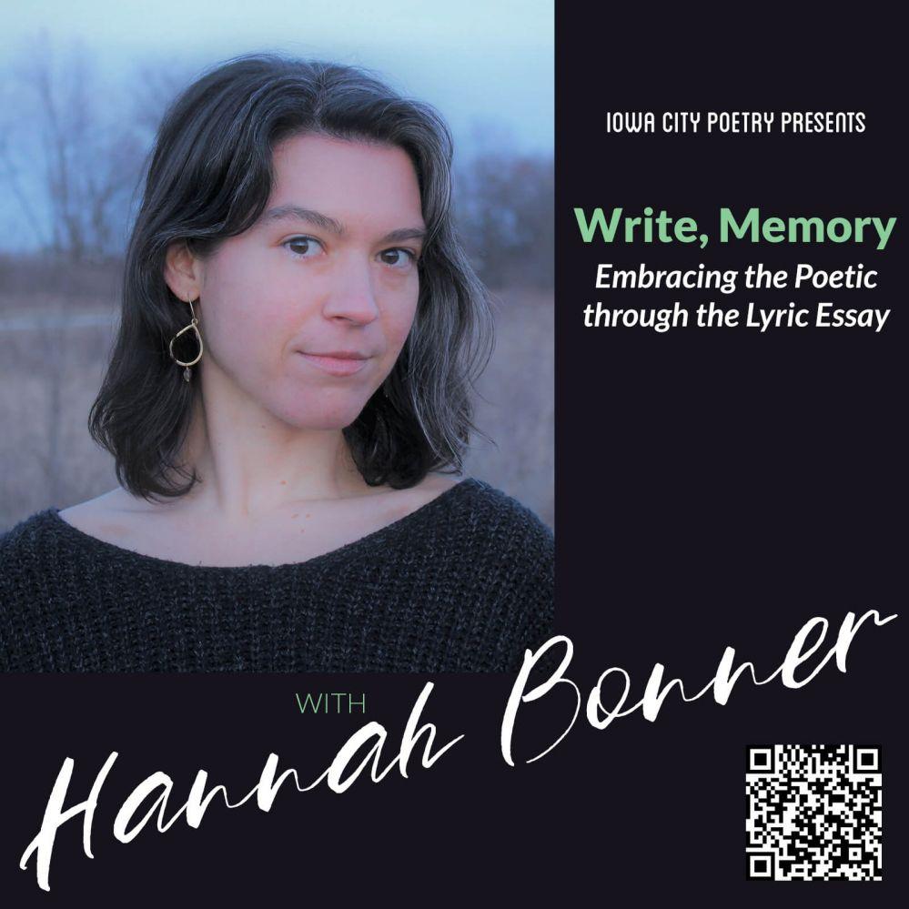 Write, Memory: Embracing the Poetic through the Lyric Essay
