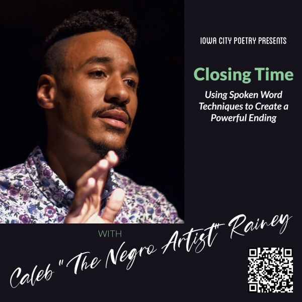 Closing Time: Using Spoken Word Techniques to Create a Powerful Ending