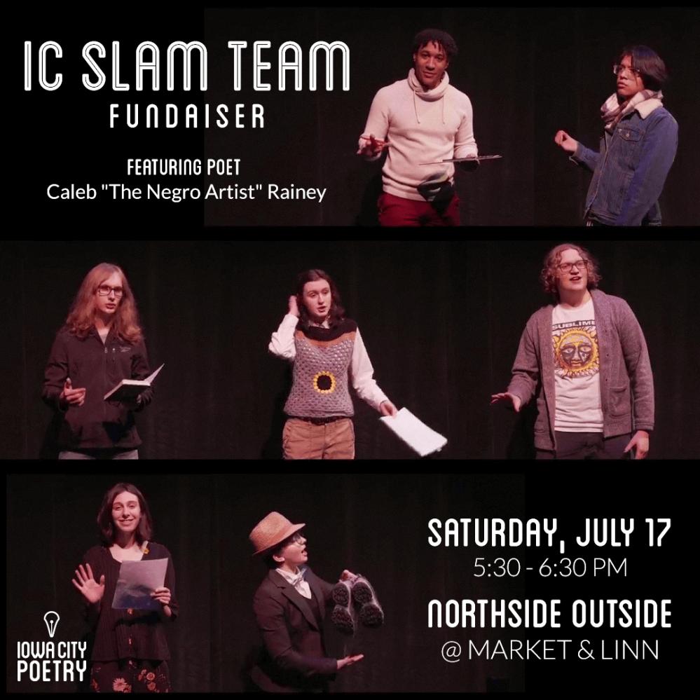 IC Slam Team Fundraiser