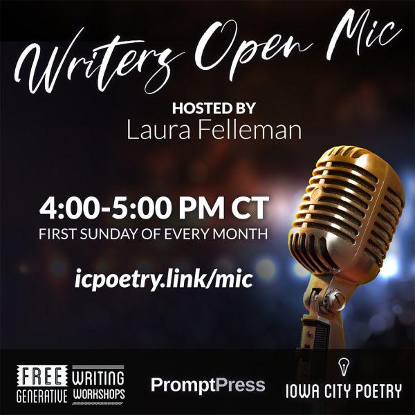 Writers Open Mic