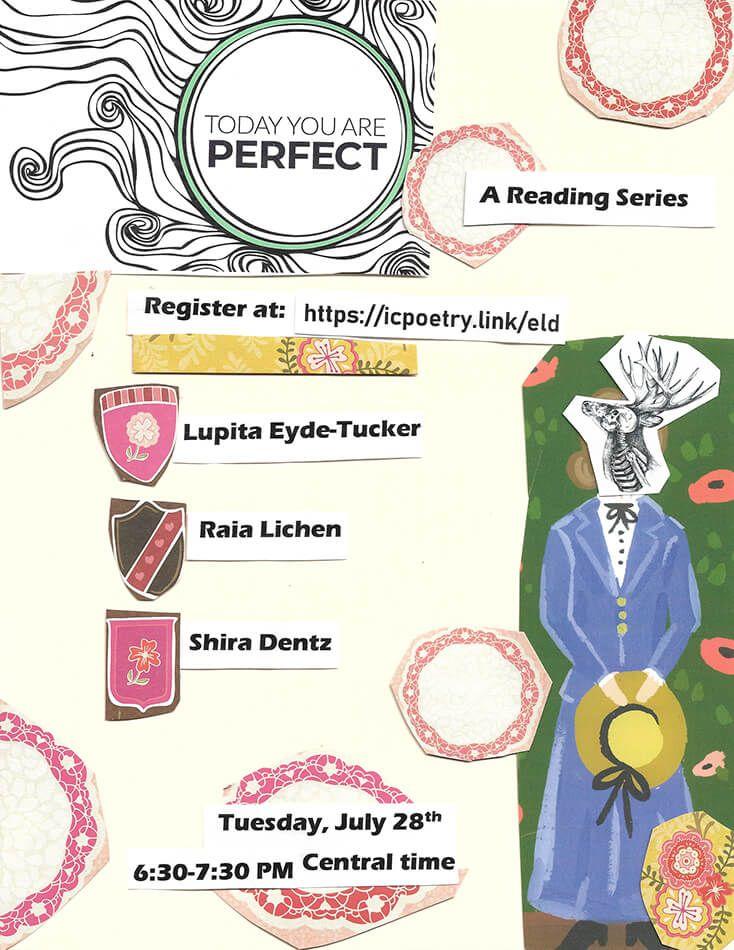 Today You Are Perfect - Eyde-Tucker, Lichen, Dentz