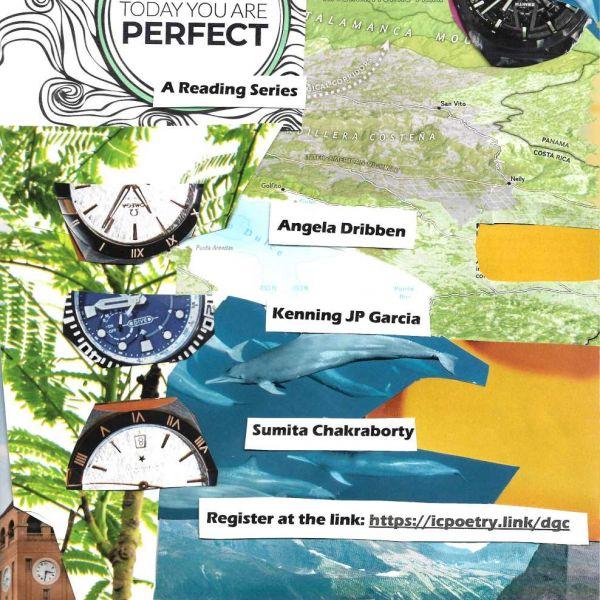 Today You Are Perfect - Dribben, García, Chakraborty
