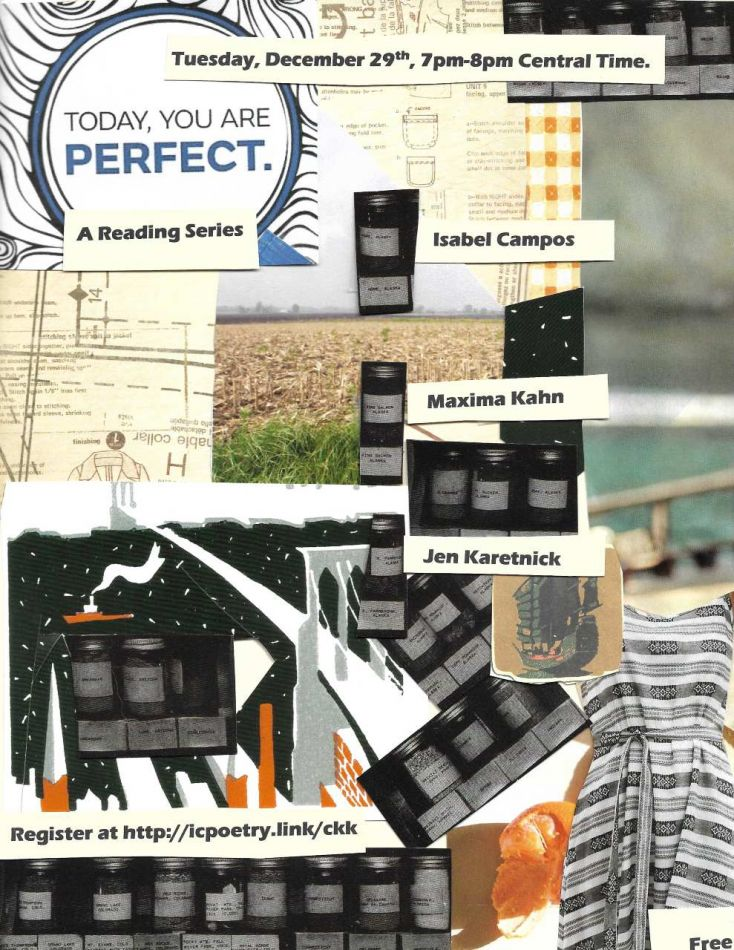 Today You Are Perfect - Campos, Kahn, Karetnick